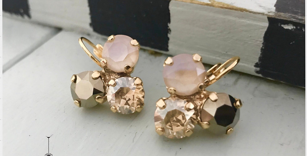 Arius Swarovski Earrings