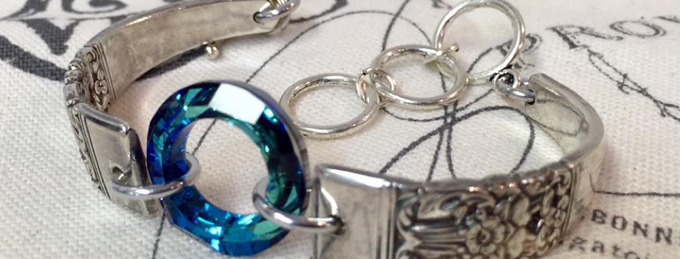 Spoon Bracelet Cosmic Blue