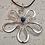 Thumbnail: Aluminum Flower Pendant