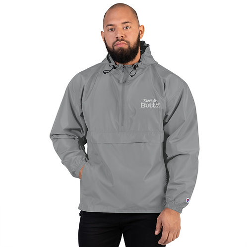 Smokin' Buttz Embroidered Champion Packable Jacket