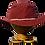 Thumbnail: Ref. 04 - Chapéu Colar de Pedras