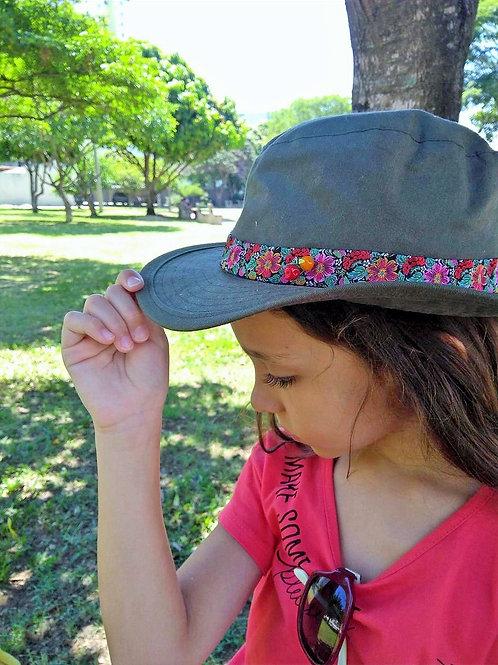 REF.08 – Chapéu Infantil Moranguinho