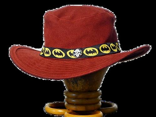 REF.07 - Chapéu Infantil Batman