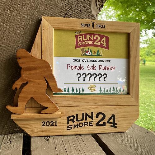 Run S'more 24 Finisher Frame