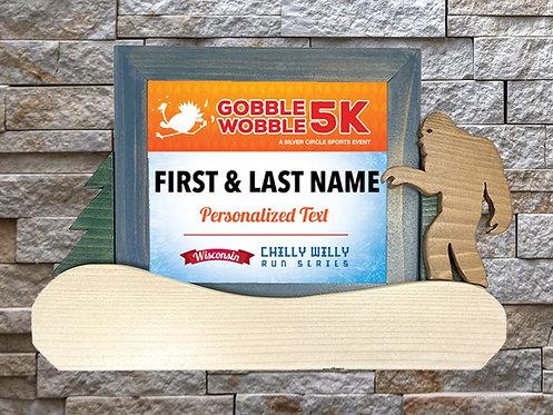Great Gobble Wobble Frame