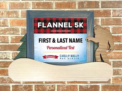 Flannel 5K/10K Frame