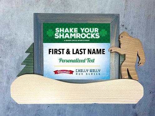 Shake Your Shamrocks Frame