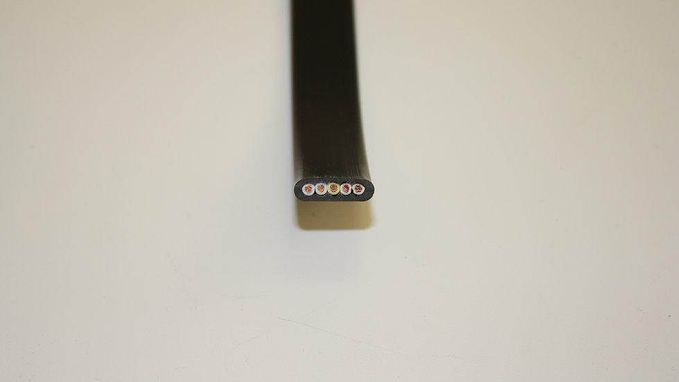 5 Core Trailing Flex/Cable