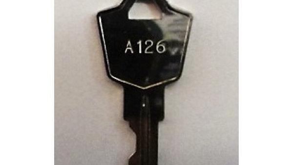 E10 / E07 A126 C&K Spare Key (6112007)