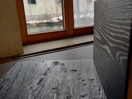 Produktion Schober Holzboden / Villa in Zürich Herrliberg