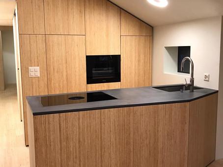 Plexwood Design Küche / Innenausbau