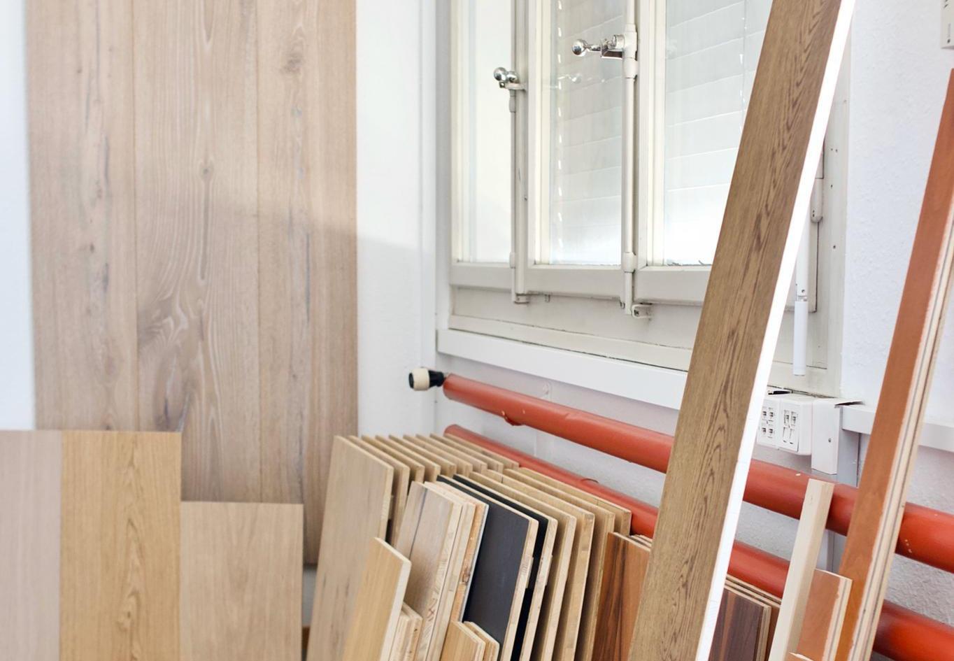 Bangerter Show-Room Schober Holzböden