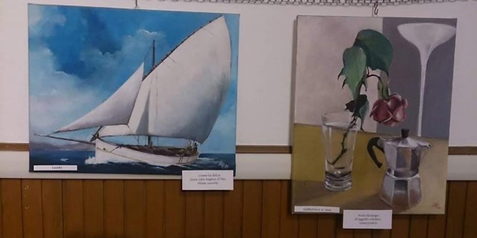 """Mostra di pittura """"Contrasto di Colori"""""""