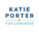 Katie Porter for Congress Logo