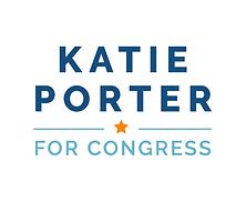 Katie Porter for Congress Logo