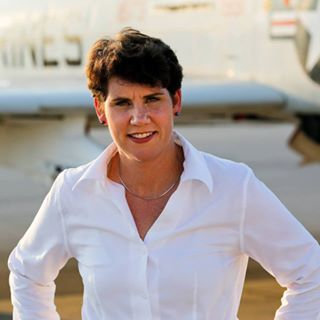 Lt Colonel Amy McGrath