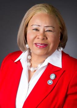 Councilwoman Joyce Dickerson