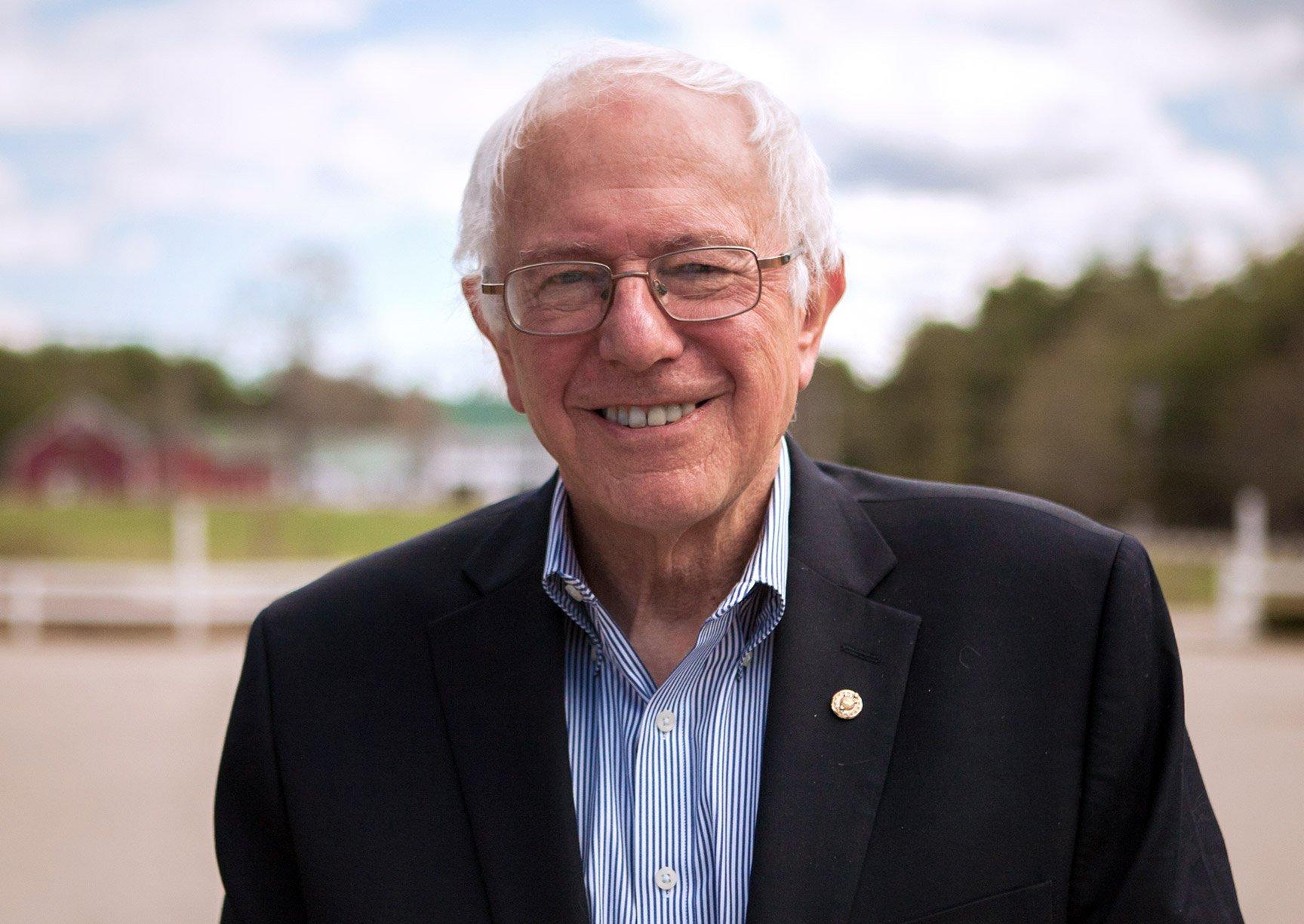 2020 Senator Bernie Sanders
