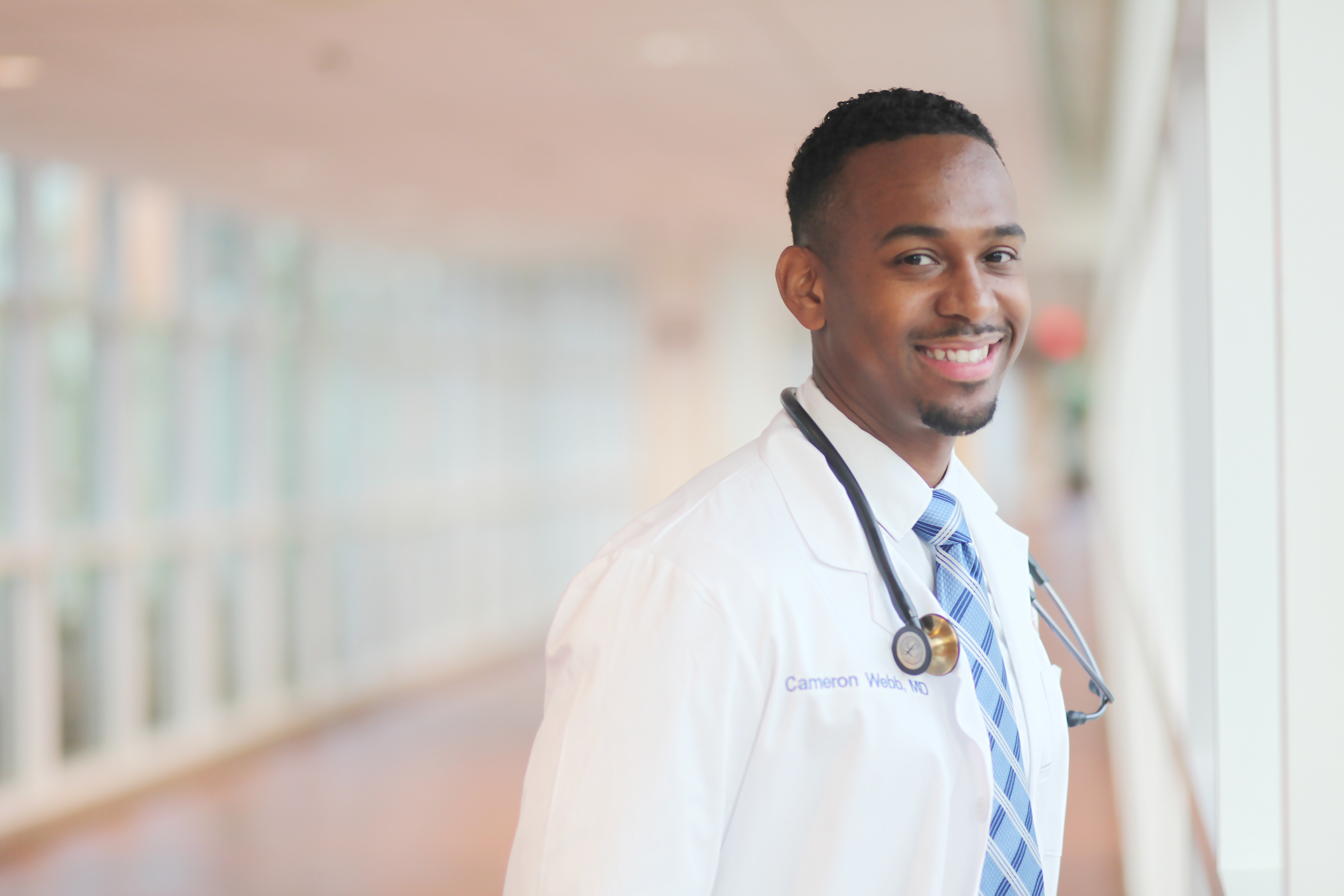 Dr Cameron Webb