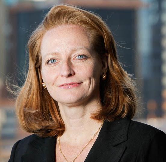 Chairwoman Morgan Carroll