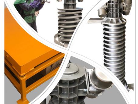 From small ideas we create the new ZilliVibro Ultra Slim Vibratory Spiral Elevators
