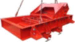 vibrating screens, Vibratory Screen Coveyors, vibratory screens, vibrating equipment, Spiral Elevators Ltd, Vibrating Equipment Ltd, FS Fabrication Ltd