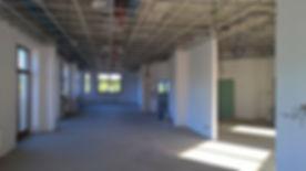 Adminitratívna budova stavba