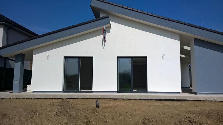 Rodinný dom stavba