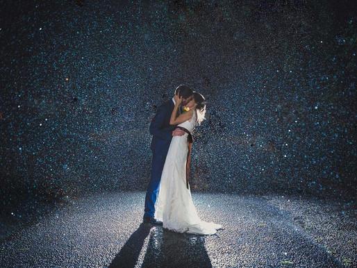 Un viaggio tra le lacrime della sposa alla scoperta dell'abito perfetto