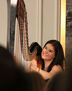 Alison Blackhall Harpist London