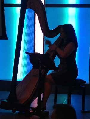 Alison Blackhall Harpist London wedding events
