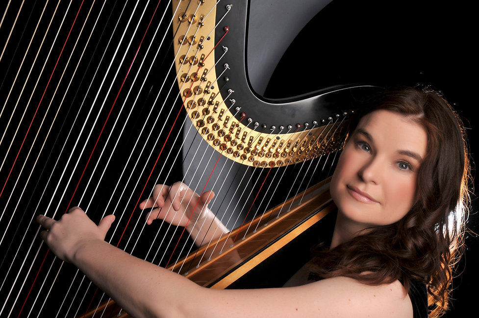 Alison Blackhall wedding event harpist London