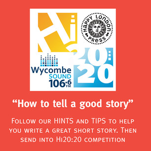 Hi 2020 Tips how to tell a good story