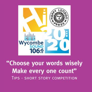 Hi2020 Tip 12 Choose your words