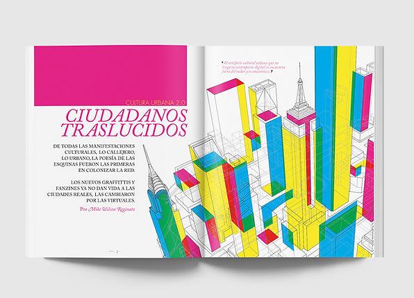 Illustration Magazine Foco76