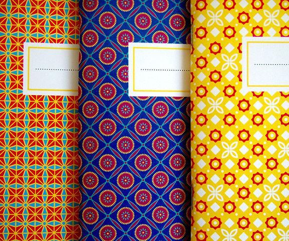 Estrella de Anis notebooks