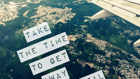 Take The Time, Make The Time
