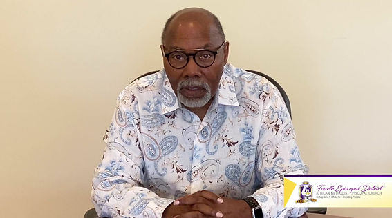 A Message From Bishop White