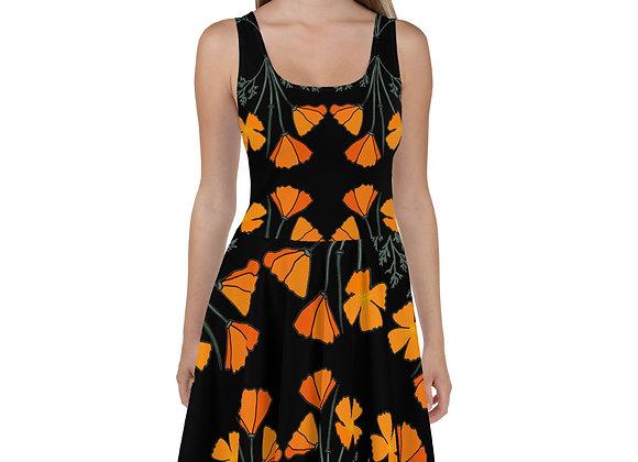 Poppy - Skater Dress