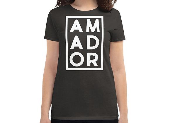 Amador - Women's short sleeve t-shirt