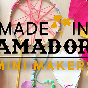 Mini Makers launches monthly craft classes for kids near Amador County.