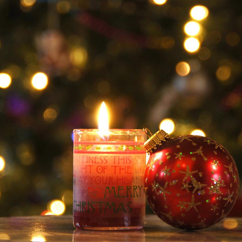 Christmas Candle Mixology