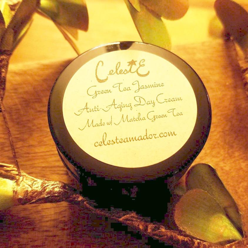 Organic Anti Aging Face Cream
