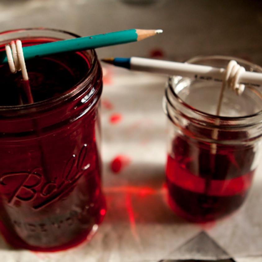 Fall Candle Mixology
