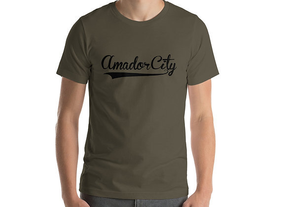 Amador City - Short-Sleeve Unisex T-Shirt