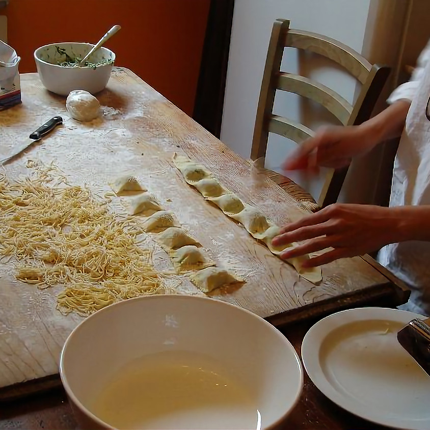 Pasta Making with Chef KC