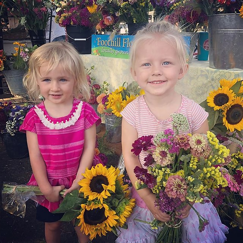 Mother's Day Flower Bouquets and Crowns