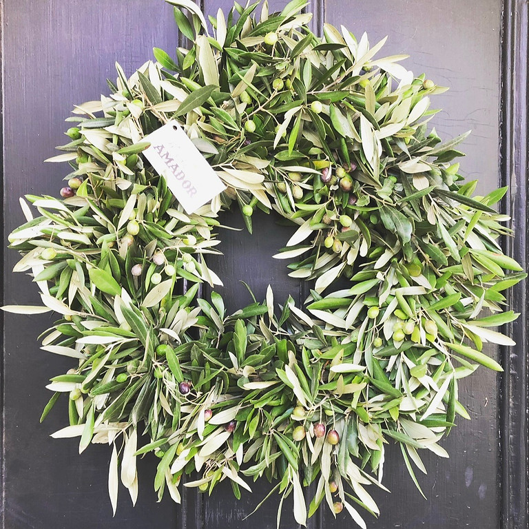 Olive Wreaths with Molly