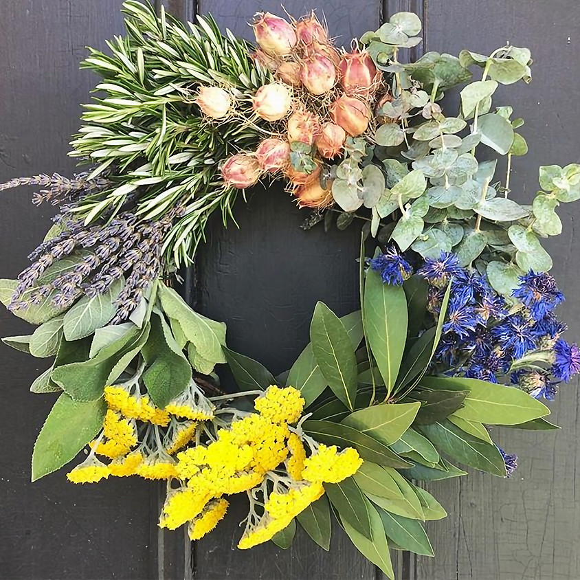 Herb Wreath Class