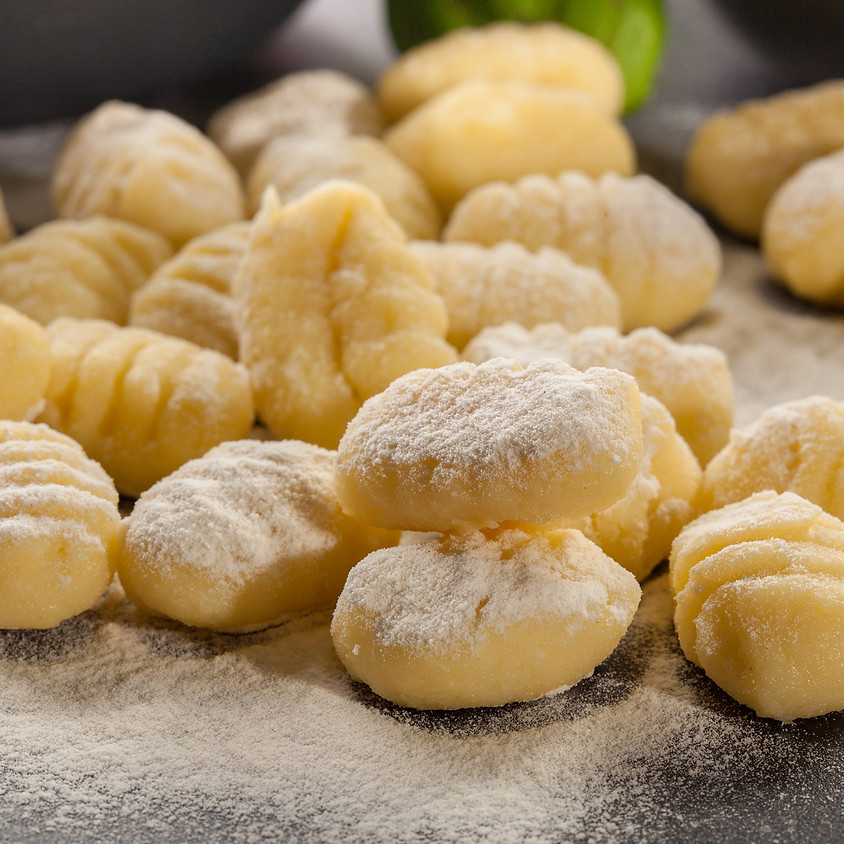 Gnocchi with Chef KC